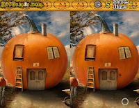 Halloween Differences - Pumpkin House walkthrough