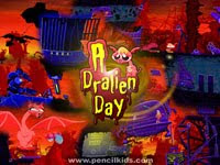 A Dralien Day walkthrough