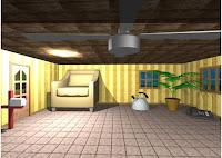 Giant's Room Escape walkthrough