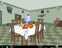 Thanksgiving Room Escape walkthrough