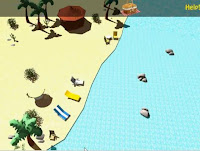 Beach Escape 2 walkthrough