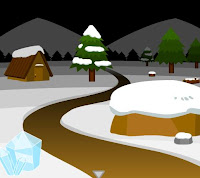 Christmas Mini Room Escape 3 walkthrough