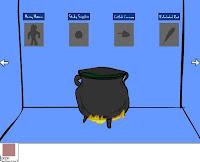 Cauldron Escape walkthrough