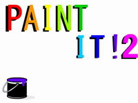 Paint It 2 walkthrough