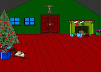Santa Escape walkthrough