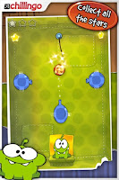 Cut the Rope walkthrough