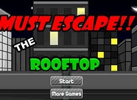 Must Escape the Rooftop walkthrough