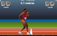 Qwop walkthrough