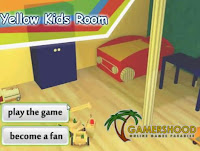 Yellow Kids Room walkthrough