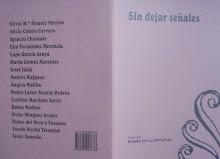 """""""SIN DEJAR SEÑALES"""""""