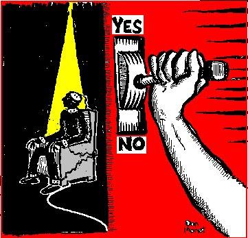 dödsstraff argument