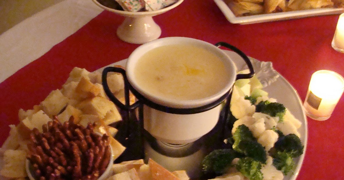Bella Lately Fondue