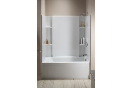 Kohler Tub And Shower : ... tub shower and shower units by sterling sterling is a kohler company