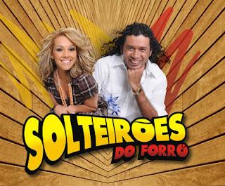 Baixar CD Solteirões do Forró – Repertório Novo 2011