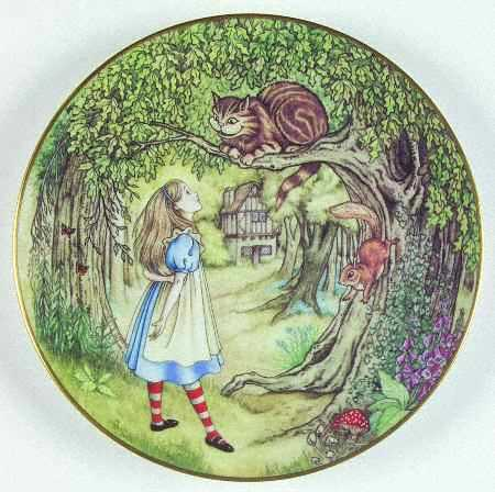 Quote: Alice in Wonderland (Lewis Carroll)