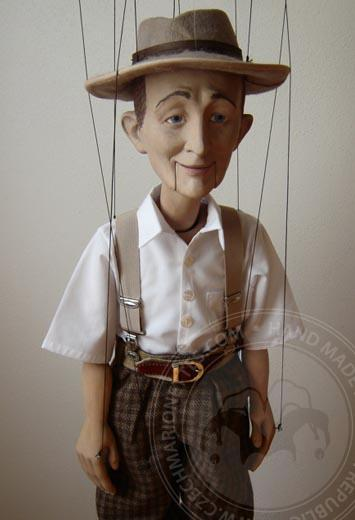 commercial exploration unit marionettes