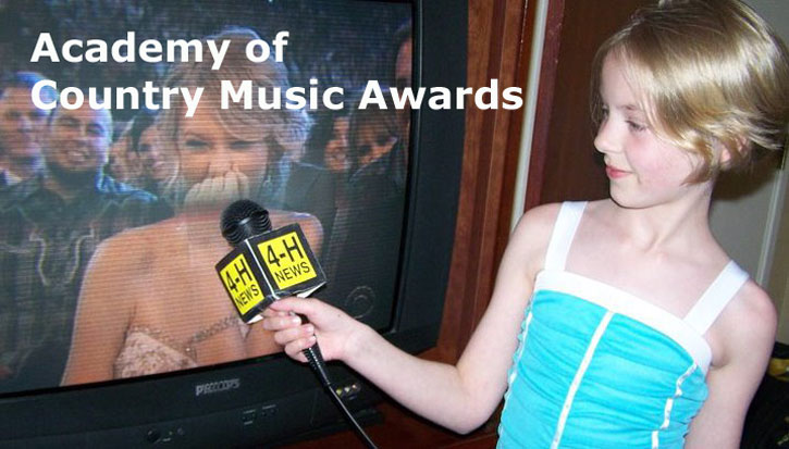 4-H at the Academy of Country Music Awards