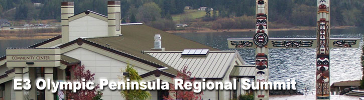 E3 Olympic Peninsula Regional Summit