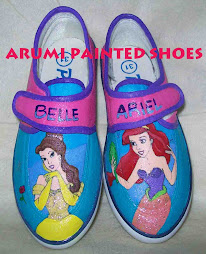 Princess Belle - Ariel Little Mermaid