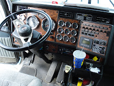 Kenworth dash