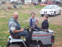 Grampa and grandsons