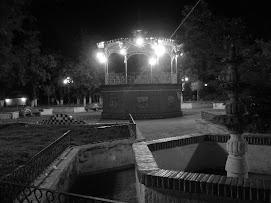 El kiosco de Ajalpan de Puebla