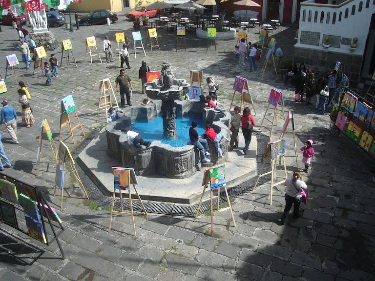 ALIANZA CON EL BARRIO DEL ARTISTA EN PUEBLA