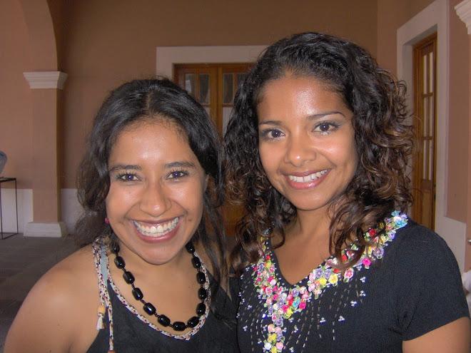 Laura (Tlaxcala) y Erendida (Oaxaca)