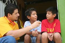 Niños de Tuxtepec Oaxaca