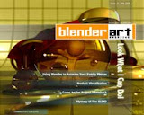 Download Blender Art Magazine : 21