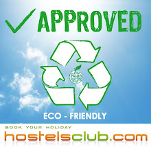 HostelsClub Eco-Friendly Approval