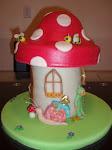 Dorian's mushroom cake