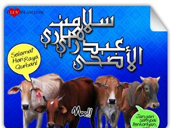 Raya Haji = Eid-ul-Adha