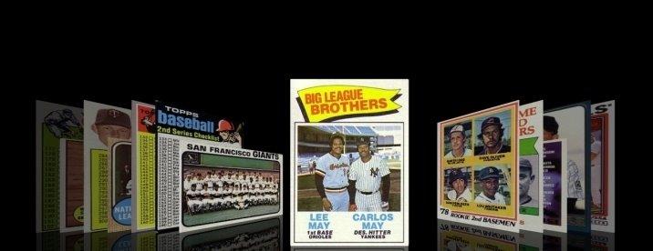 Baseball Card Cyber Museum Online Newsroom