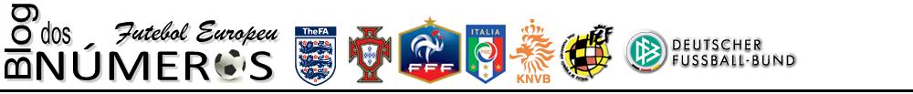 Blog dos Números - Futebol Europeu
