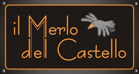 il merlo del castello