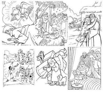 dibujos animados para colorear cristianos dibujos animados para colorear