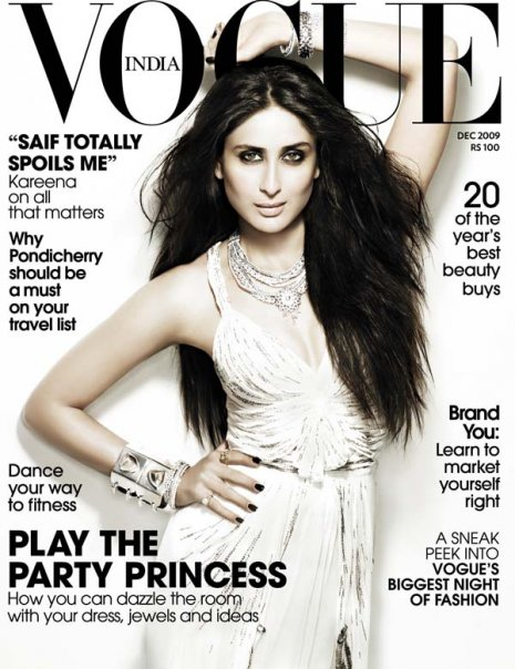 Gorgeous makeup doesn't have to be trendy or edgy. Take Kareena Kapoor's