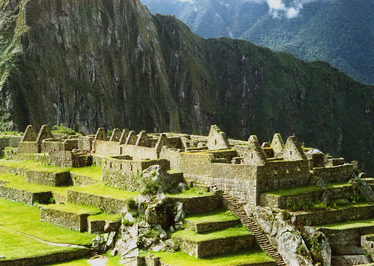 Wonders of the world-Machu Picchu