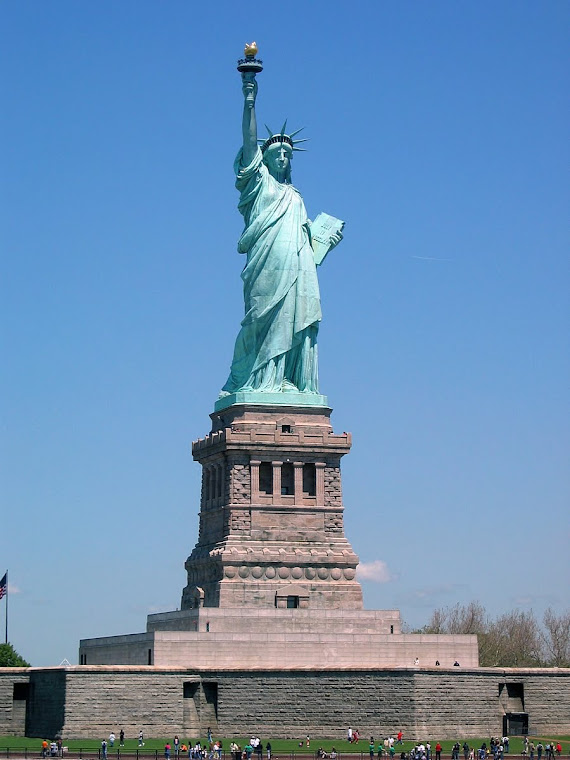 Wonders of the world-Statue of Liberty