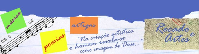 Blog Recado e Artes