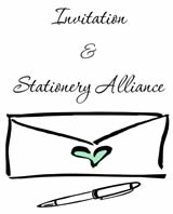 Proud member of the Invitation and Stationery Alliance