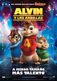 Alvin y las Ardillas Poster