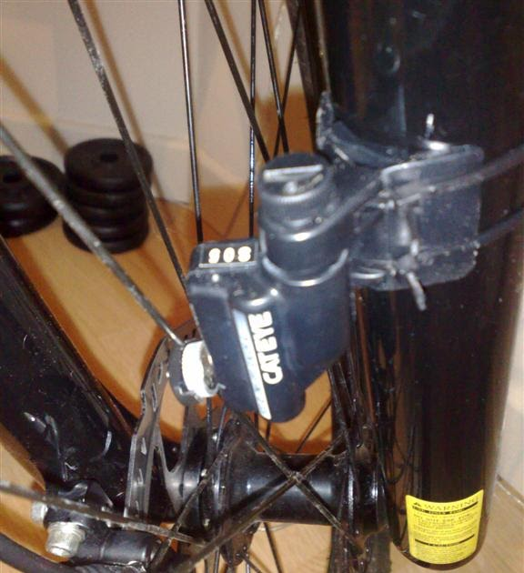 Mtbk Mountain Biking In Kent Instructions For Cateye Micro