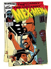 the MEX-MEN
