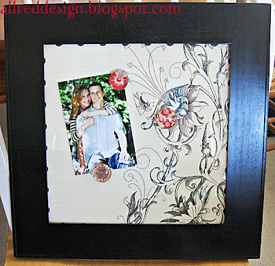 Picture Frame Magnet Boards