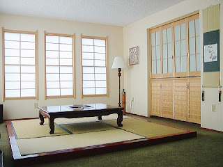Lounging directly on the floor of a traditional Japanese house has been described as living in a large piece of furniture. The floor is not a place in which ... & Interior design and home decorations: Create your room in Japanese style