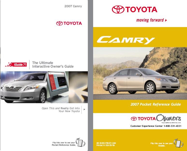 zonamobilindo toyota camry 2007 pocket reference guide. Black Bedroom Furniture Sets. Home Design Ideas