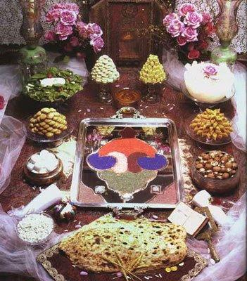P ngame un caf bodas a la persa la tradici n de zoroastro for Decoracion persa