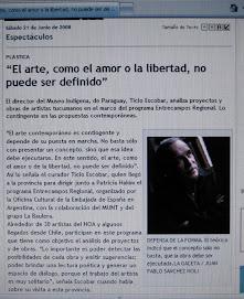 entrevista ] Ticio Escobar [ intervew